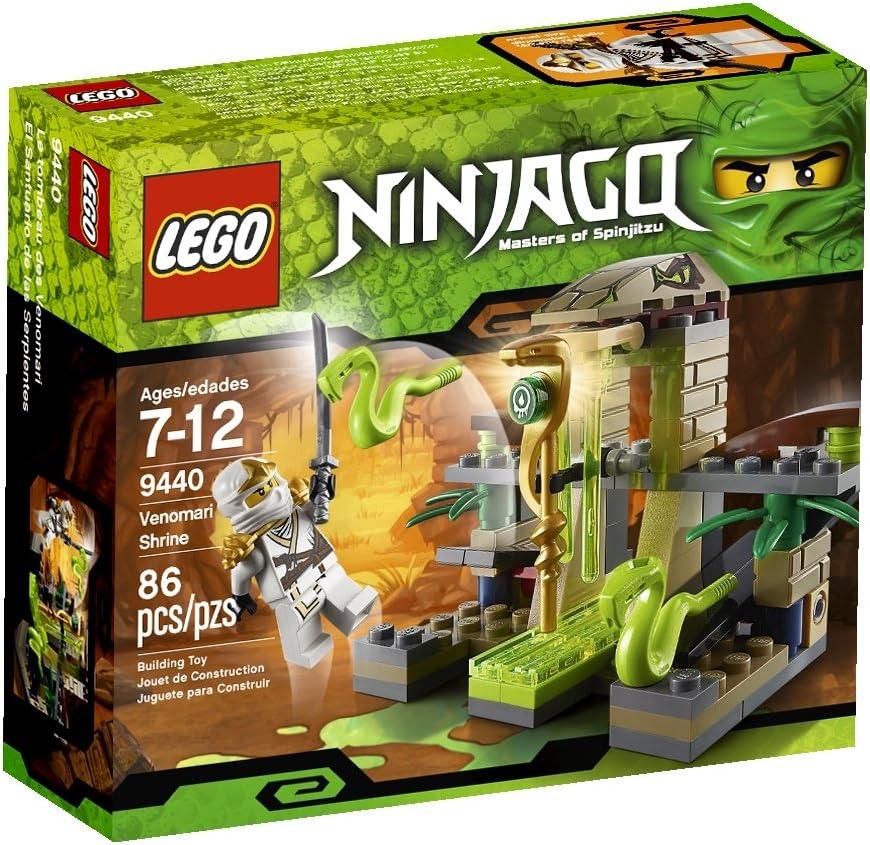 LEGO Ninjago Venomari Shrine 9440