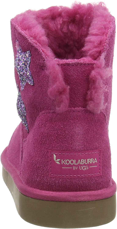 Koolaburra by UGG Koola Star Mini, Botines Boot Raspberry Rose