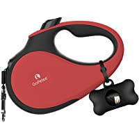 Gopetee Retractable Dog Leash (Red or Blue)