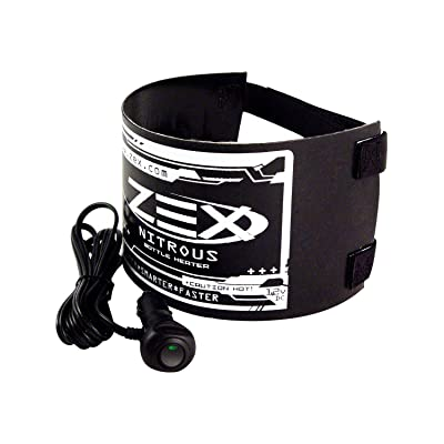 ZEX 82045 Plug-In Nitrous Bottle Heater: Automotive