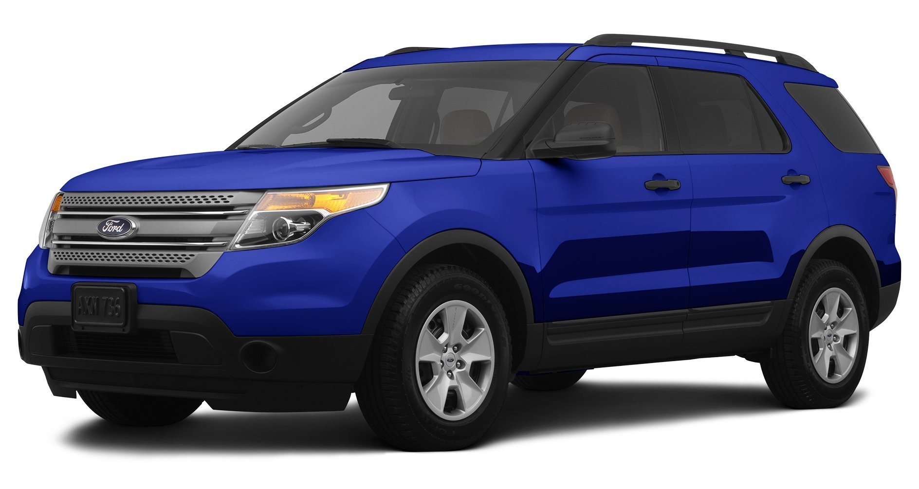 2013 ford explorer base 4 wheel drive 4 door