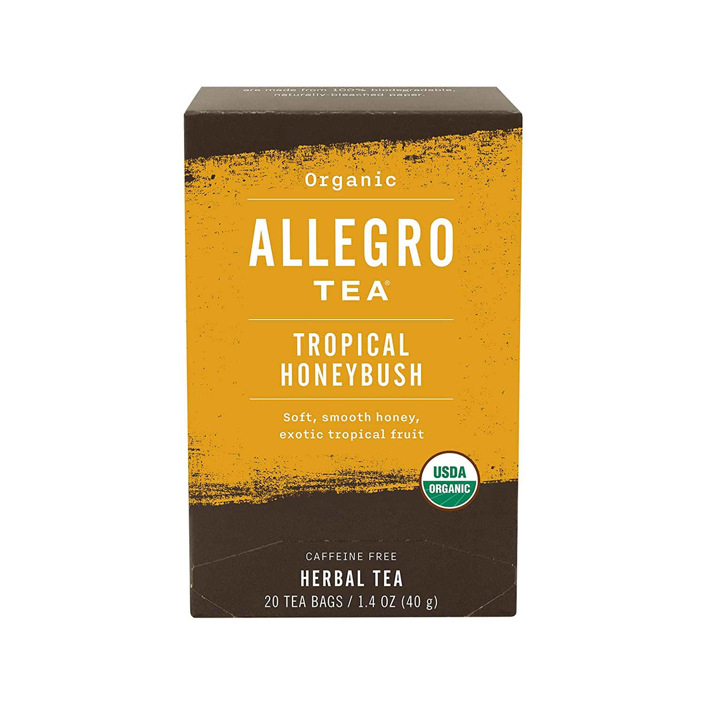 Organic Honeybush Tea C//S