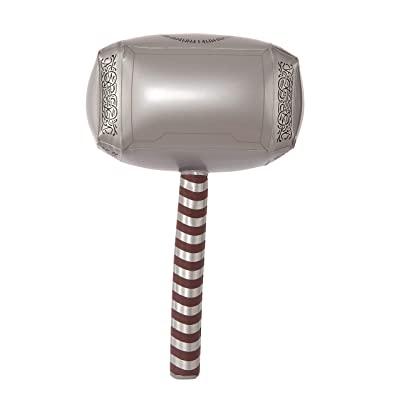 Rubie's Costume Inflatable Thor Hammer Costume Accessory: Toys & Games