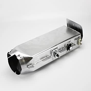 Dryer Heater Duct Heating Element DC9714486A For Samsung DV42H5200EF DV400EWHDWR