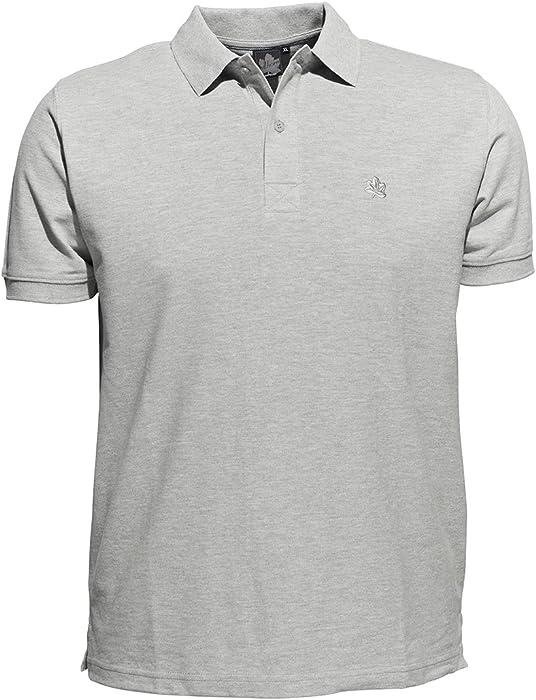 Camiseta Polo de Ahorn Sportswear, blanco, de XXL hasta 10XL ...