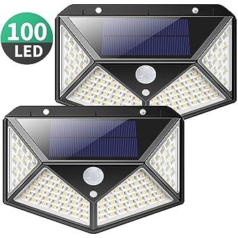 Solarleuchte Für Außenerweiterte Version 2 Stück Kilponen 100