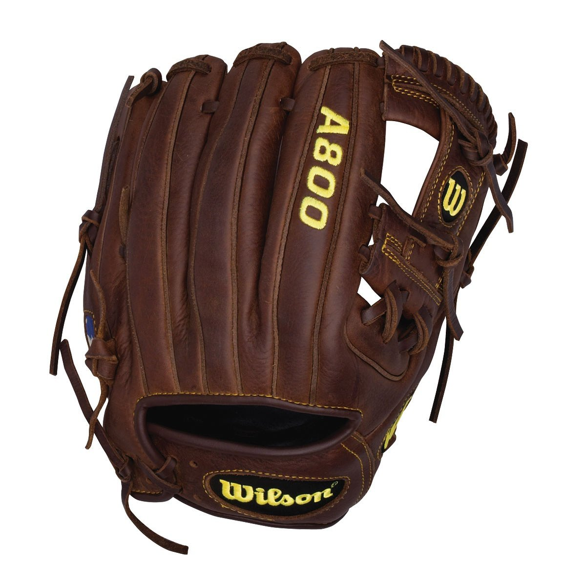 Wilson Game Ready Softfit Series A0800BB115 A0800BB115 Right Hand Throw 11.5 Brown WTA0800BB115