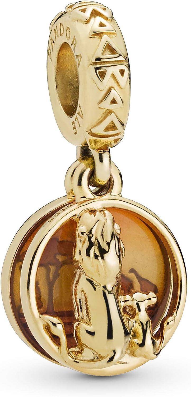 Pandora Abalorios Mujer chapado en oro - 768262ENMX