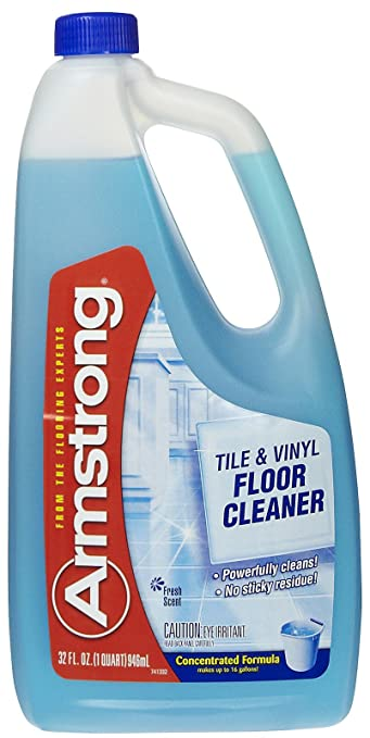 Armstrong Cleaner For No Wax Floors 32 Oz.