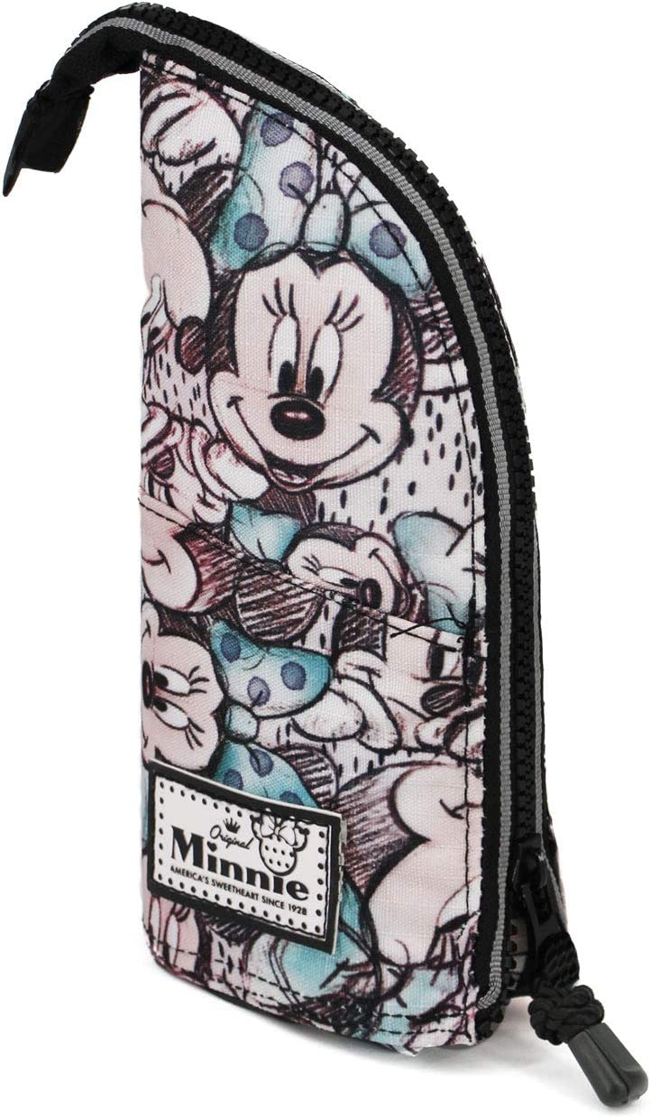 Minnie Mouse Estuche Portatodo, Multicolor (Karactermania KM-37566): Amazon.es: Equipaje
