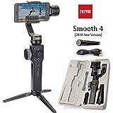 Zhiyun Smooth 4 3 Axis Gimbal Steadicam Stabilizer For Samsung,Huawei,IPhone X 8 Gopro Hero 5 SJCAM SJ7 Xiaomi Yi 4k Action C