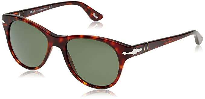 e33ef6c450d8f Image Unavailable. Image not available for. Color  Persol PO3134S 24 31  Havana PO3134S Square Sunglasses ...