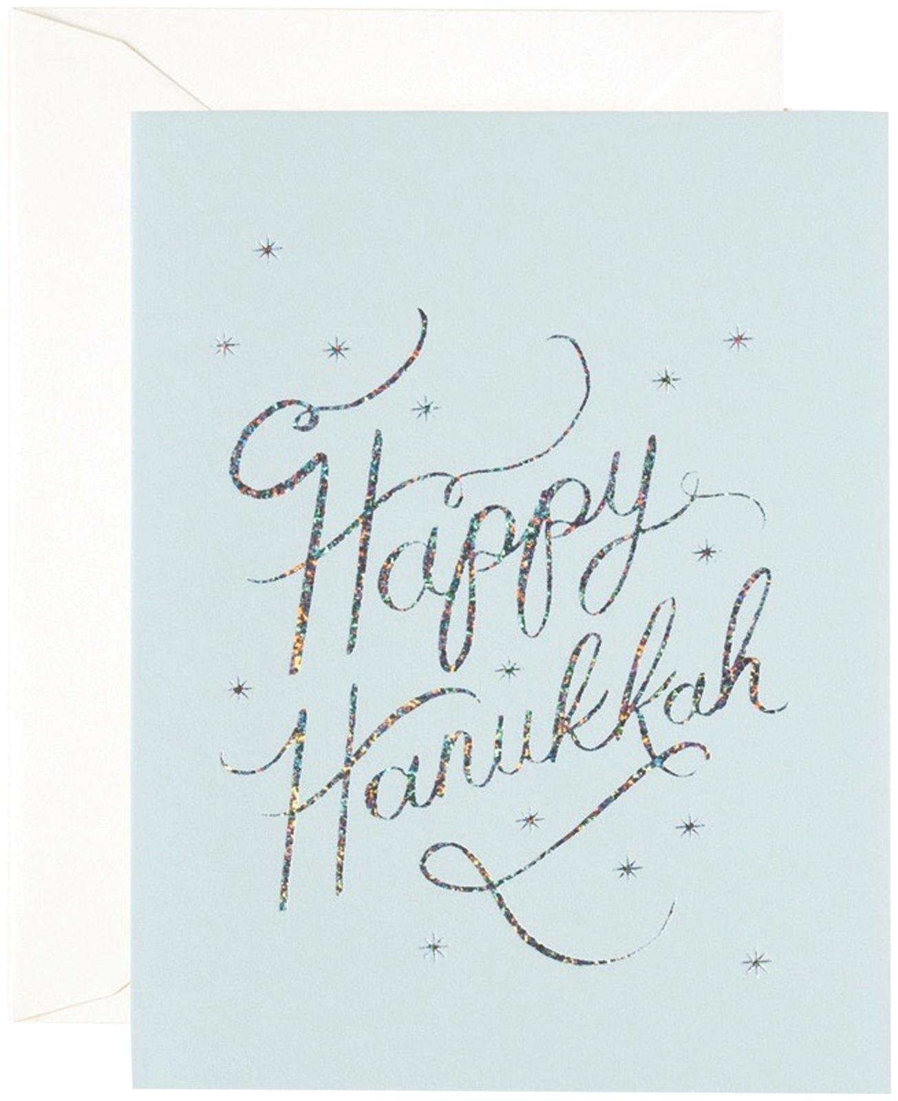 Rifle Paper Happy Hanukkah Boxed Set
