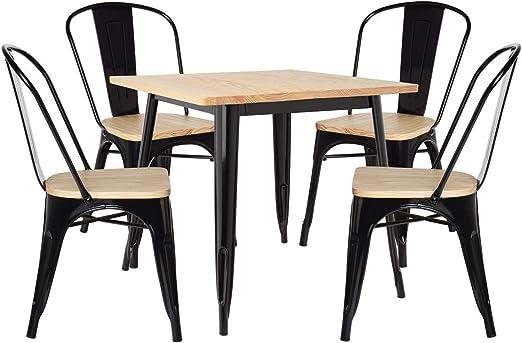 Tisch LIX Vintage Holz (120x60) | Vintage holz