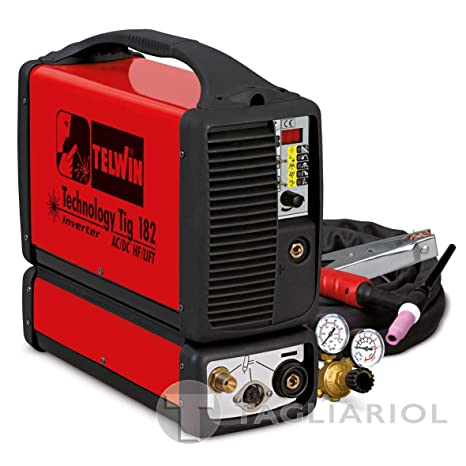 technologytig 222 AC/dc-hf-lift VRD