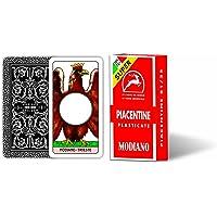 Modiano- Carte da Gioco Piacentine 81/25 Super, 300051