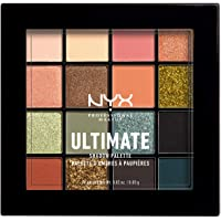 NYX Professional Makeup NYX Professional Makeup Ultimate Shadow Palette, Utopia, 3 g