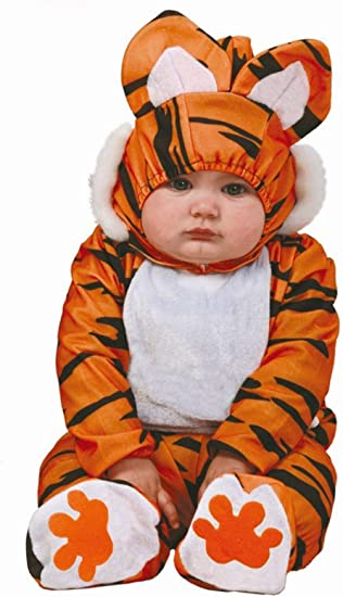 FIESTAS GUIRCA Disfraz Bebé Luxe - Tigre Baby 12-24 Meses: Amazon ...