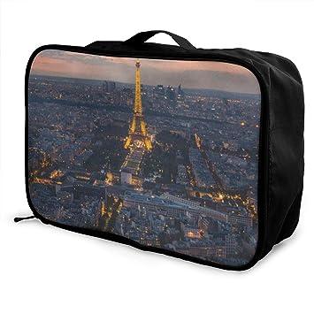 Amazon.com: Bolsas de viaje Emoji Donut maleta portátil con ...