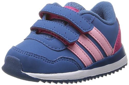7f6e187016d81 adidas Women s V Jog CMF (Infant Toddler) Sneaker