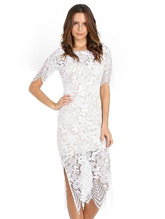 8e9a8c6750469 Amazon.com: For Love & Lemons Women's Luna Maxi Dress: Clothing