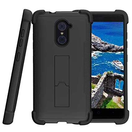 Amazon.com: turtlearmor | ZTE Imperial Max Case | Max ...