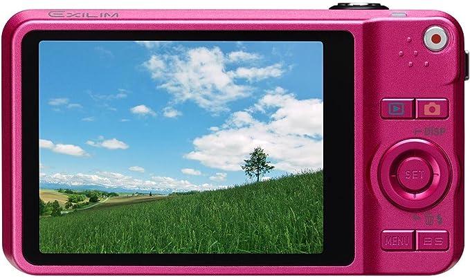 Casio Exilim Ex Z90 Pk Digitalkamera 2 7 Zoll Pink Kamera