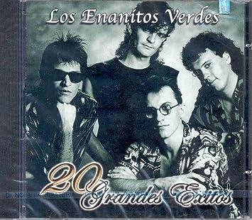 LOS ENANITOS VERDES - 20 GRANDES EXITOS LOS ENANITOS VERDES - Amazon.com Music