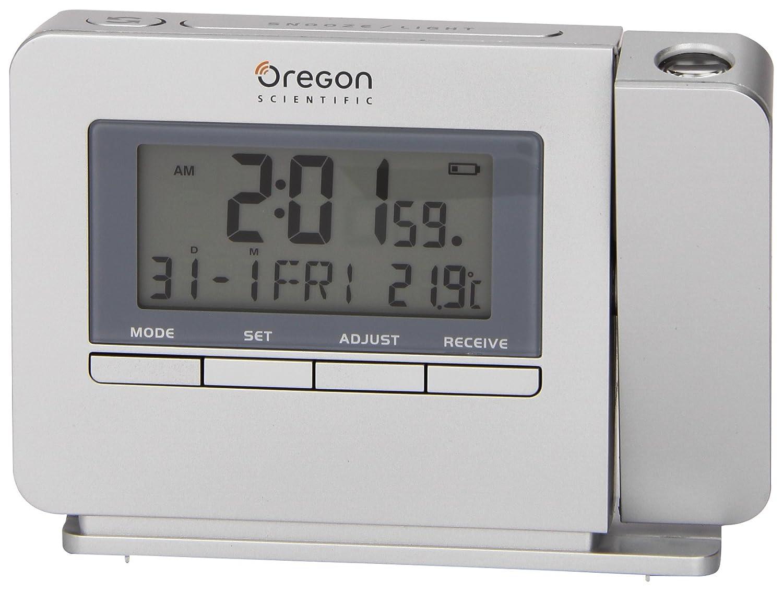 Oregon Scientific TW223 - Reloj despertador (proyector ...