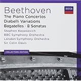 Beethoven : les Concertos pour piano - Variations Diabelli - Bagatelles - 8 Sonates