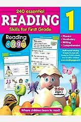 Reading for 1st Grade - 240 Essential Reading Skills (Reading Eggs) Flexibound