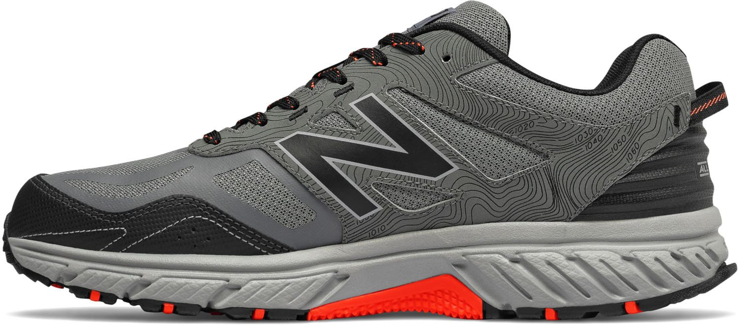 New Balance Men's 510v4 Cushioning Trail Running Shoe B076Q65533 11 4E US|Grey