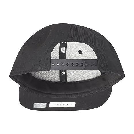 33144cac4 Amazon.com  New Era NFL Dallas Cowboys Black White Logo Snapback Cap 9fifty  Limited Edition  Clothing