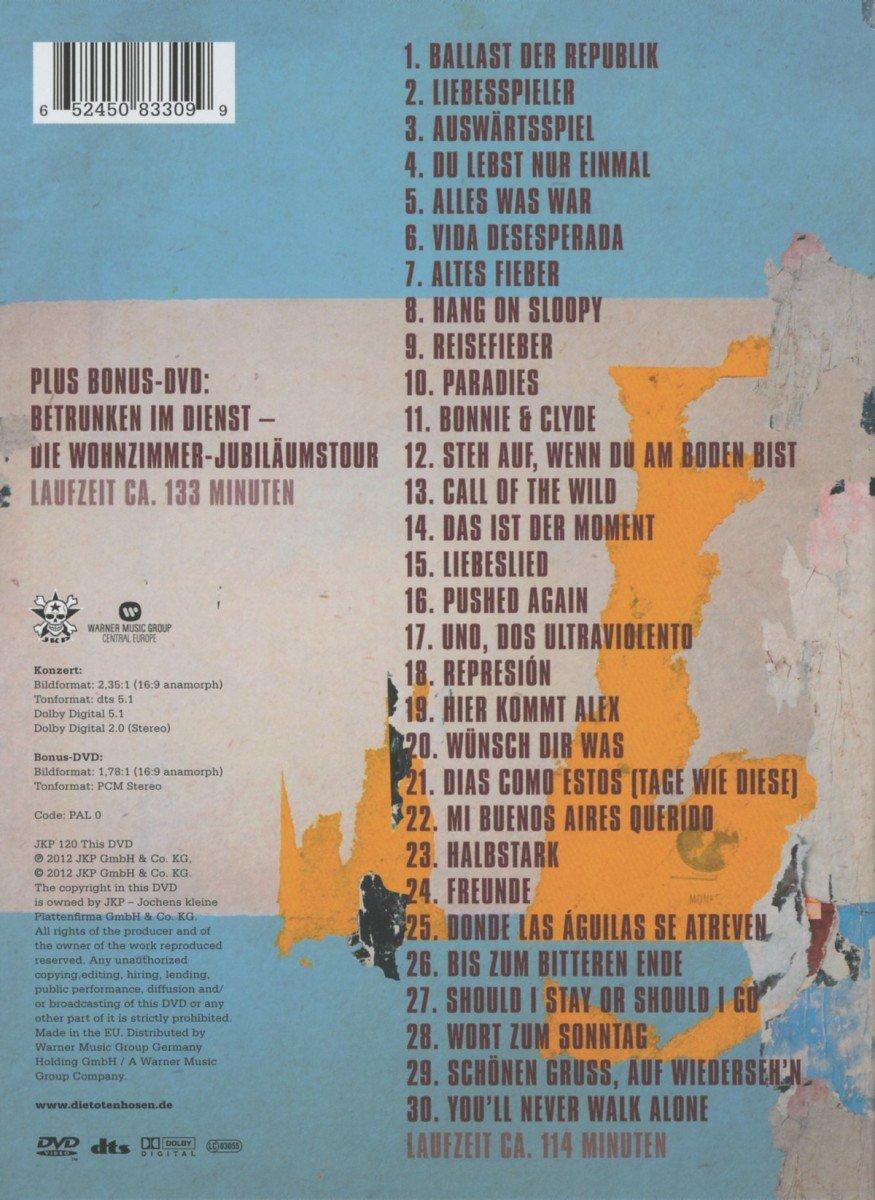Noches Como Estas – Live in Buenos Aires + Bonus-DVD Die Wohnzimmer ...