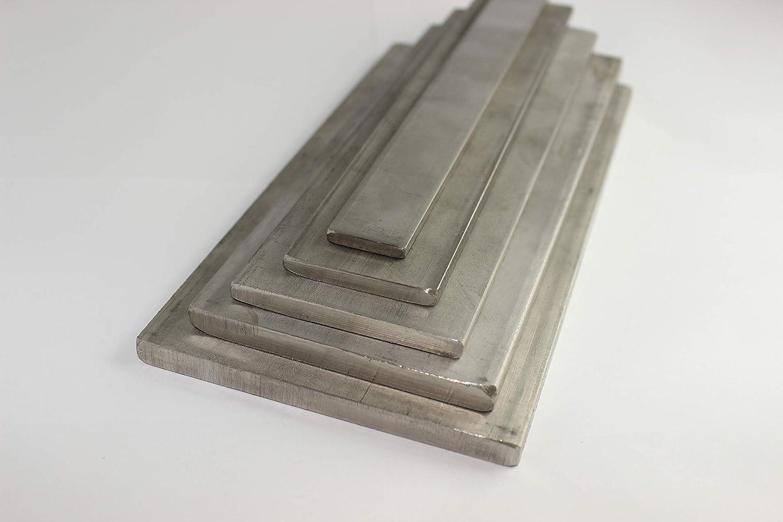 60x8mm Breite x Dicke , L/änge = 1000mm Edelstahl Flachstahl 1.4301 Flach Flachstab V2A diverse Gr/ö/ßen schwei/ßbar geschnitten vom Band