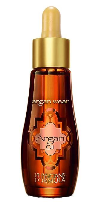 Physicians Formula Argan Wear Ultra-Nourishing Argan Oil, Clear, 1 Fluid Ounce