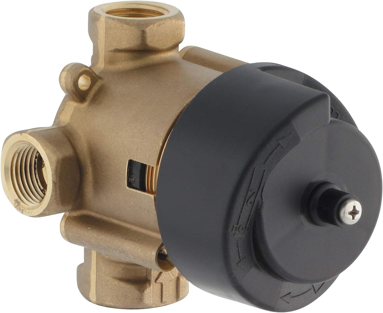 KOHLER 558559 K-737-K-NA, one-size, Brass/Antique Brass
