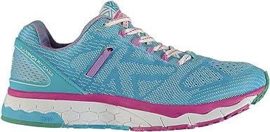 Karrimor - Zapatillas de Running para Mujer Azul y Blanco: Amazon.es: Zapatos y complementos
