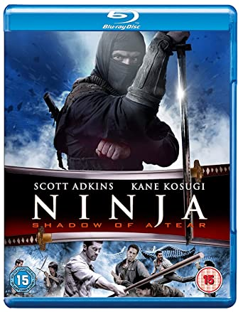 Amazon.com: Ninja: Shadow Of A Tear [Blu-ray]: Movies & TV