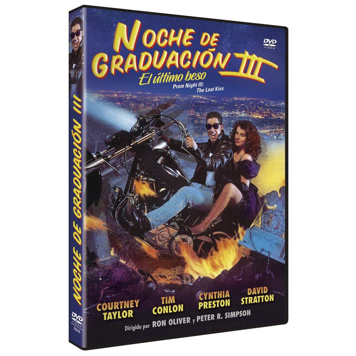 Noche de graduación 3 [DVD]: Amazon.es: Tim Conlon, Cynthia ...