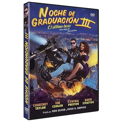 Noche de graduación 3 [DVD]: Amazon.es: Tim Conlon ...