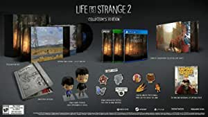 Official Life Is Strange Part 2 Exclusive Limited Edition Collectors Bundle For PS4 (Playstation 4)