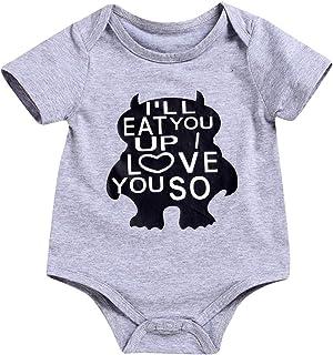 Amazon.com: ieason recién nacido bebé niño Niña 4 de julio ...