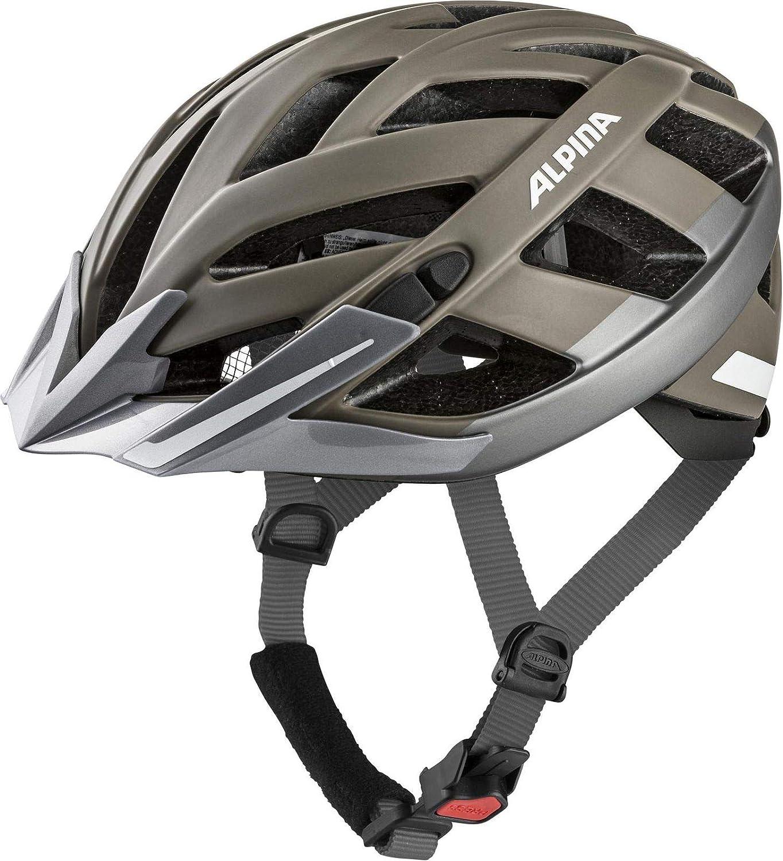 ALPINA Panoma 2.0City–Casco de Bicicleta 0AM2K|#Alpina A9722