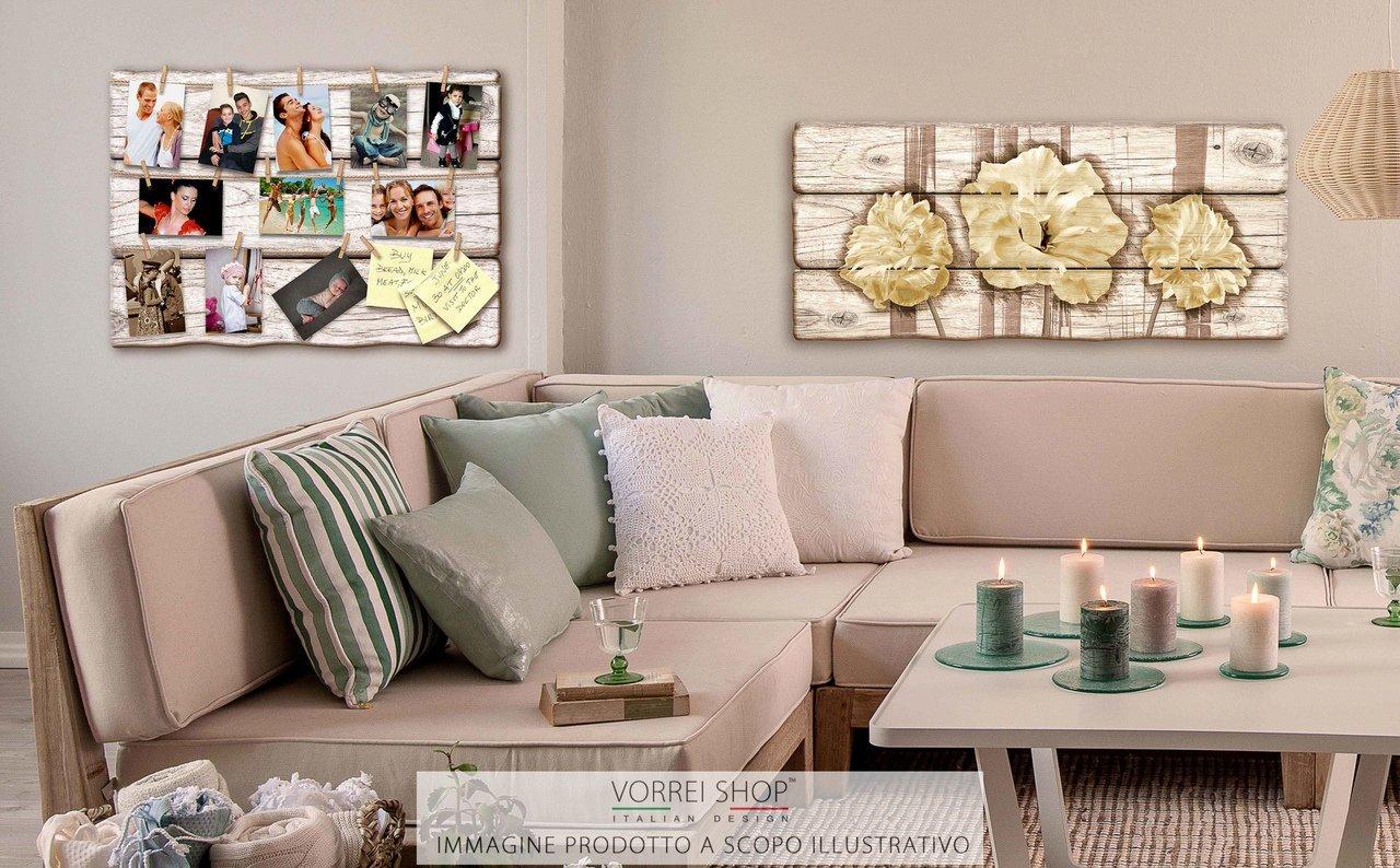 Lupia Hanging Photo Shabby White Board 50/x 70