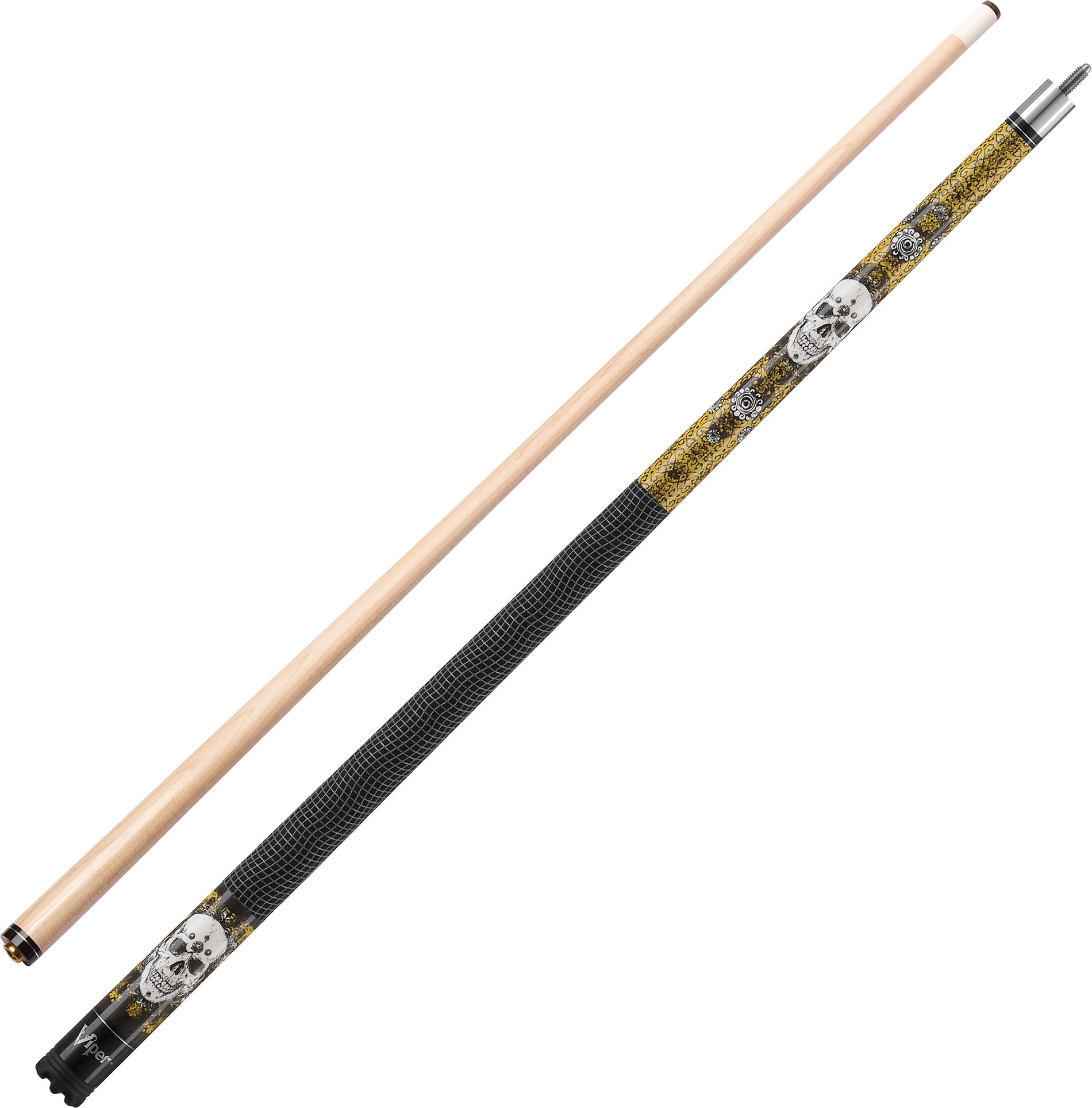 Viper Revolution 58'' 2-Piece Billiard/Pool Cue, Relic, 19 Ounce by Viper by GLD Products