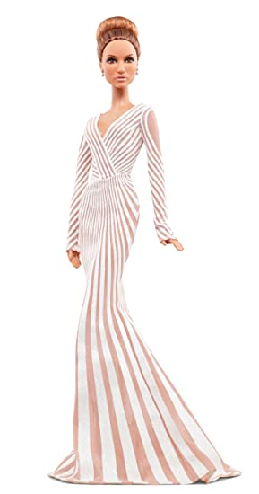 Amazon.es: Barbie - Glamour Jennifer López, muñeca fashion (Mattel X8287): Juguetes y juegos