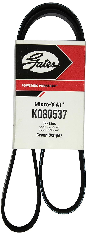 Gates K080537 Micro-V Belt