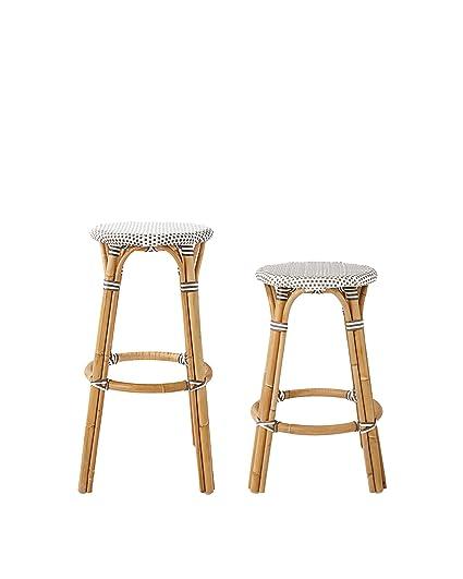 Pleasant Amazon Com Riviera Backless Stools Mushroom Counter Stool Creativecarmelina Interior Chair Design Creativecarmelinacom