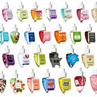 Bath & Body Works - Grab Bag Assorted Bundle of SIX (6) Wallflower Bulbs